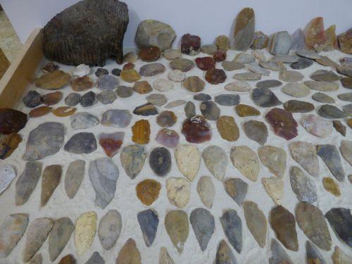 Paléolithique moyen (Moustérien )