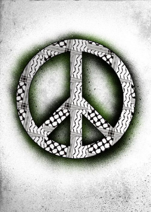 """Peace for Palestine"", par"