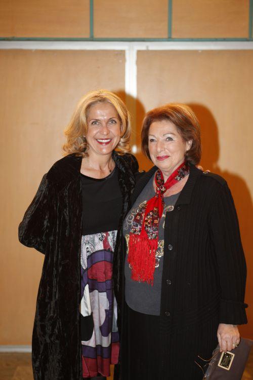 Valérie ROUSELLE et Madame Monique COPE