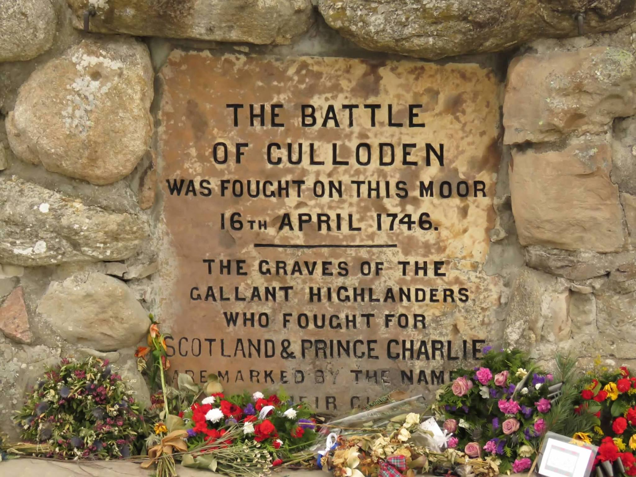Culloden's memory