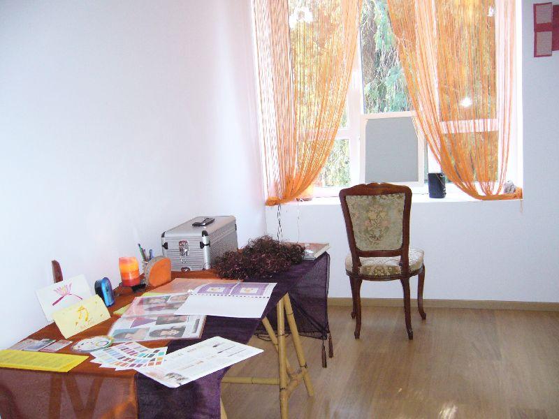 une des salles de consultation le jardin interieur villefranche. Black Bedroom Furniture Sets. Home Design Ideas