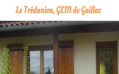 Le Trédunion, GEM de Gaillac