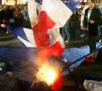 Insulte à la souverainté de la France