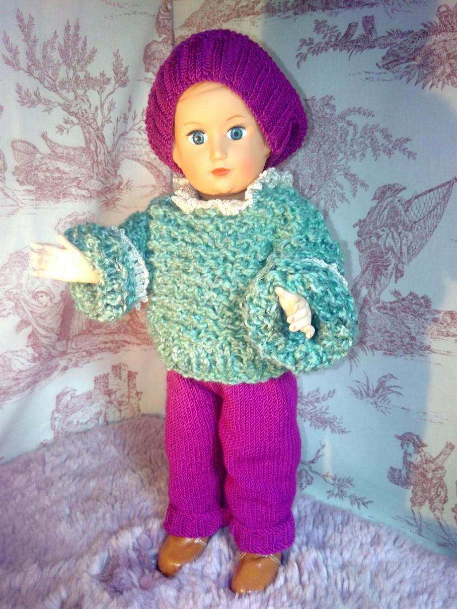 Tenues poupées Modes et Travaux sports d'hiver.1.jpg