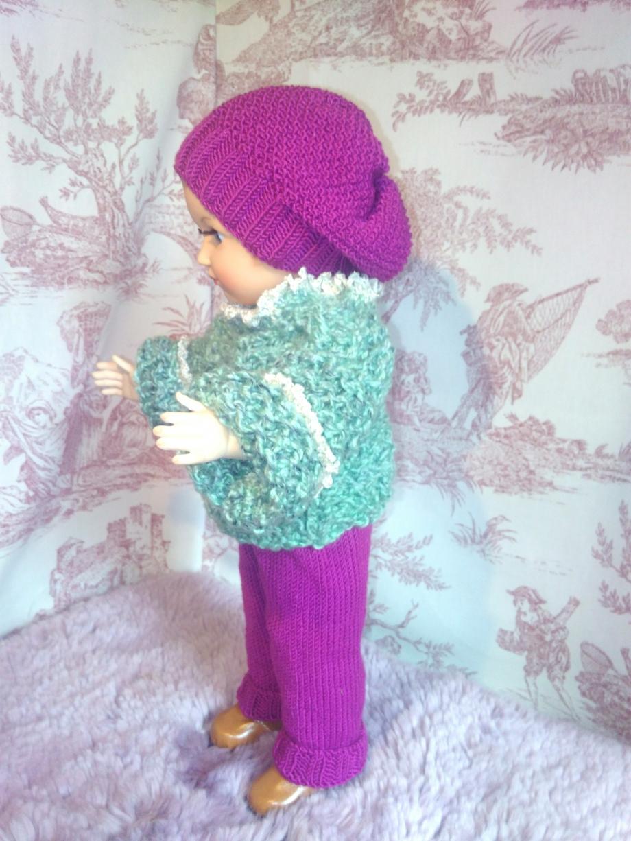 Tenues poupées Modes et Travaux sports d'hiver.5.jpg