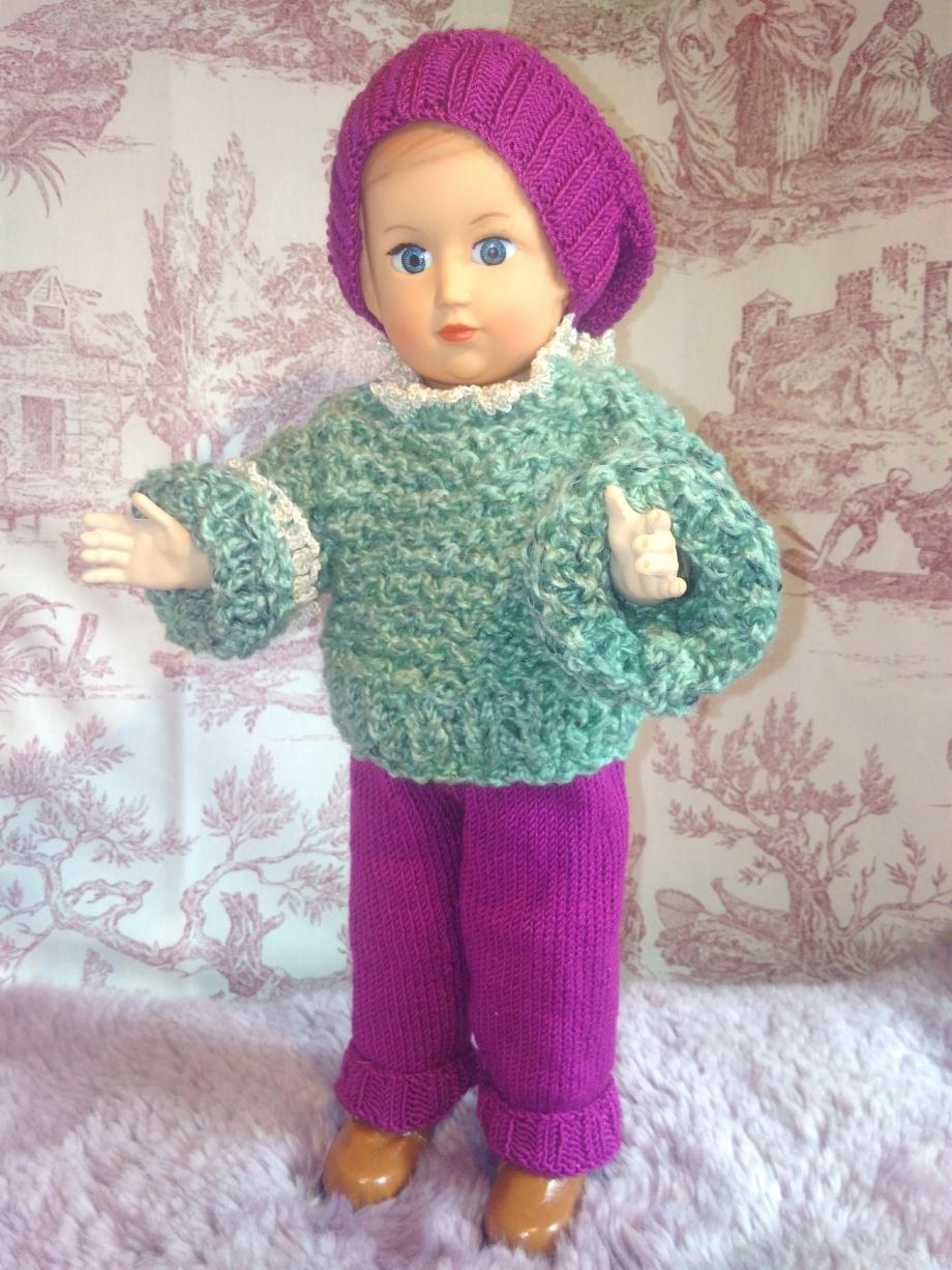 Tenues poupées Modes et Travaux sports d'hiver.6.jpg
