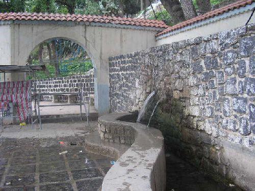 Kherrata (La fontaine