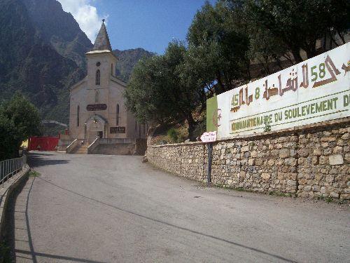 Kherrata (Eglise coloniale, auj. Musée du Moudjahid)