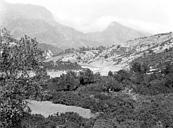 Kherrata ancien, vue générale