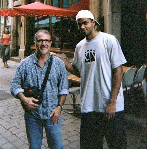 Rue Mercière, Lyon. Août 2004.