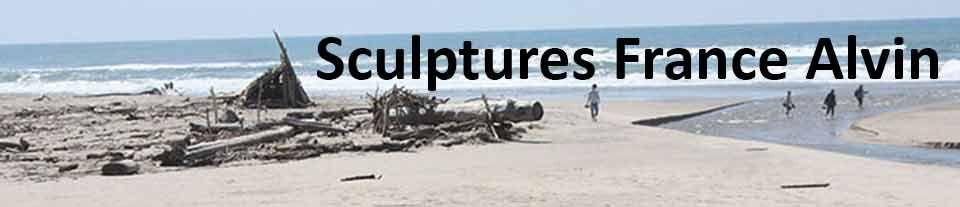 Sculptures France Alvin