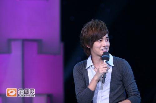 avec Xie Na à Hunan TV