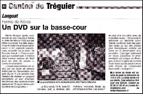 20081030 - Le Trégors