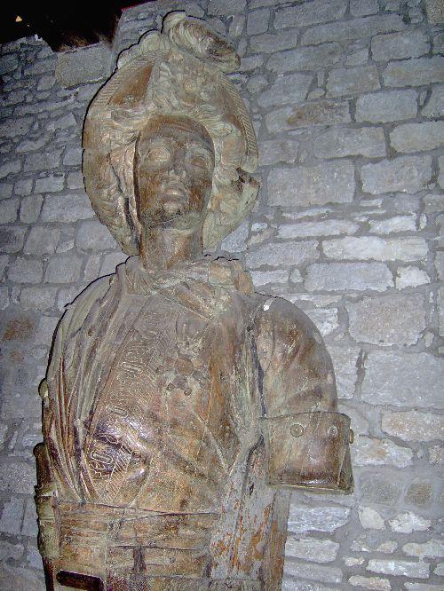 Figure de proue, XVIIième siècle