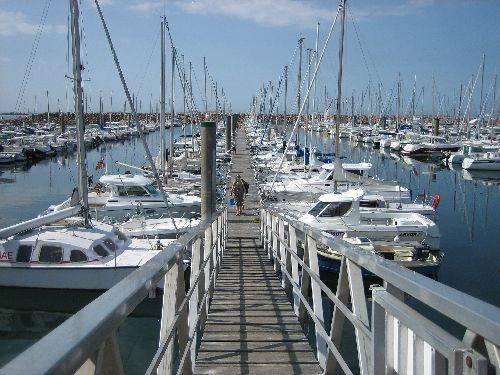 Le port de Trébeurden