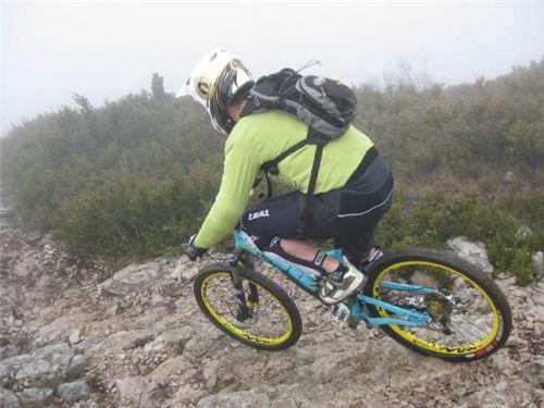 Greg ride son bike...