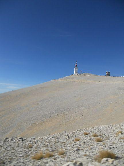 les 1900 m du Ventoux
