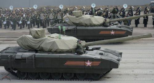 T14 Armata russe