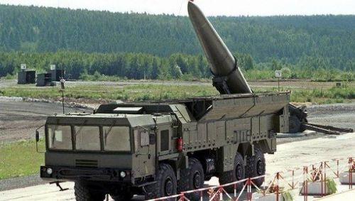 Missiles Iskander