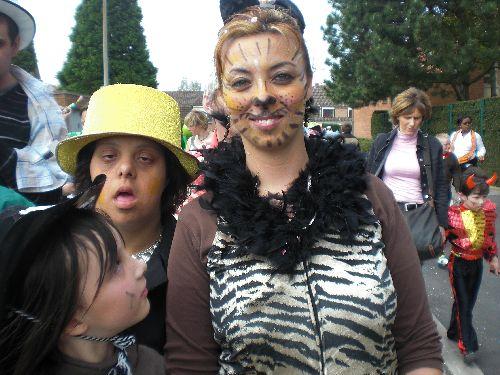 A Wasqueal, c\'est Carnaval