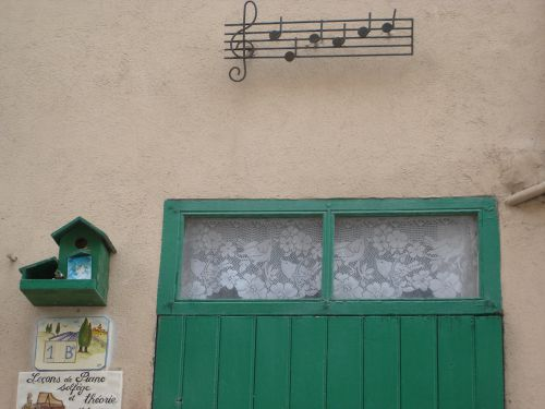 Mercredi 24 mars - Do,Mi, Si, La, Do, Ré ... un peu de musique