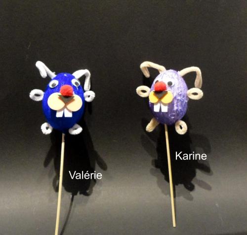Valérie et Karine lapin de Pâques.jpg