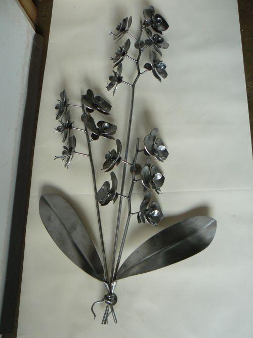 BOUQUET D'ORCHIDEES