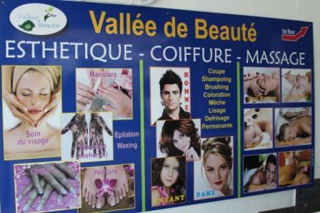 Salon de coiffure et d 39 esthetique si l 39 le maurice n 39 est for Salon de coiffure noisy le grand