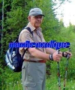 animateur de marche nordique