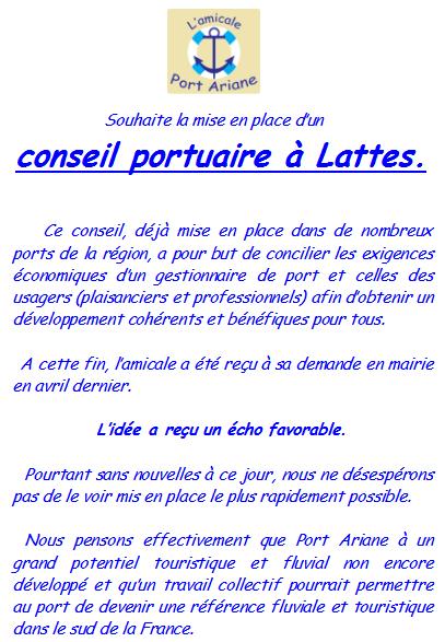 conseil portuaire blog amicale port ariane lattes.PNG