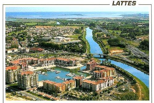 Port Ariane Lattes