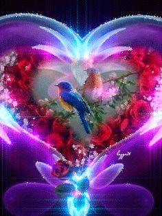 Que vos cœur soient plein de joie et d'harmonie