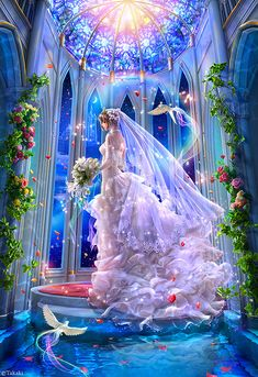 Mariage spirituel.