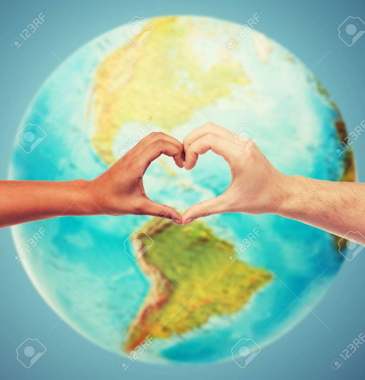 Paix sur le monde, et sur toute la Terre.
