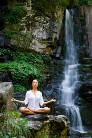 L'eau source de méditation
