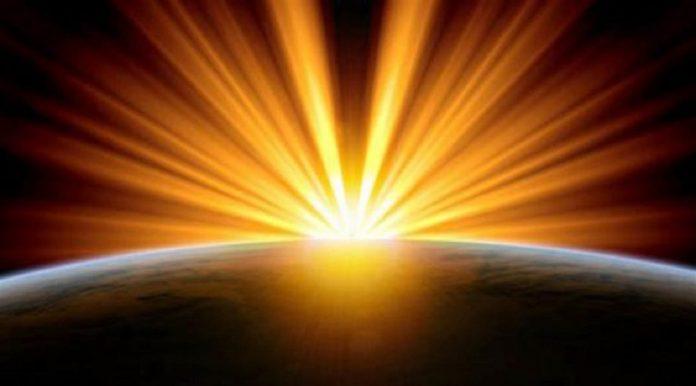 Lumière sur la Terre