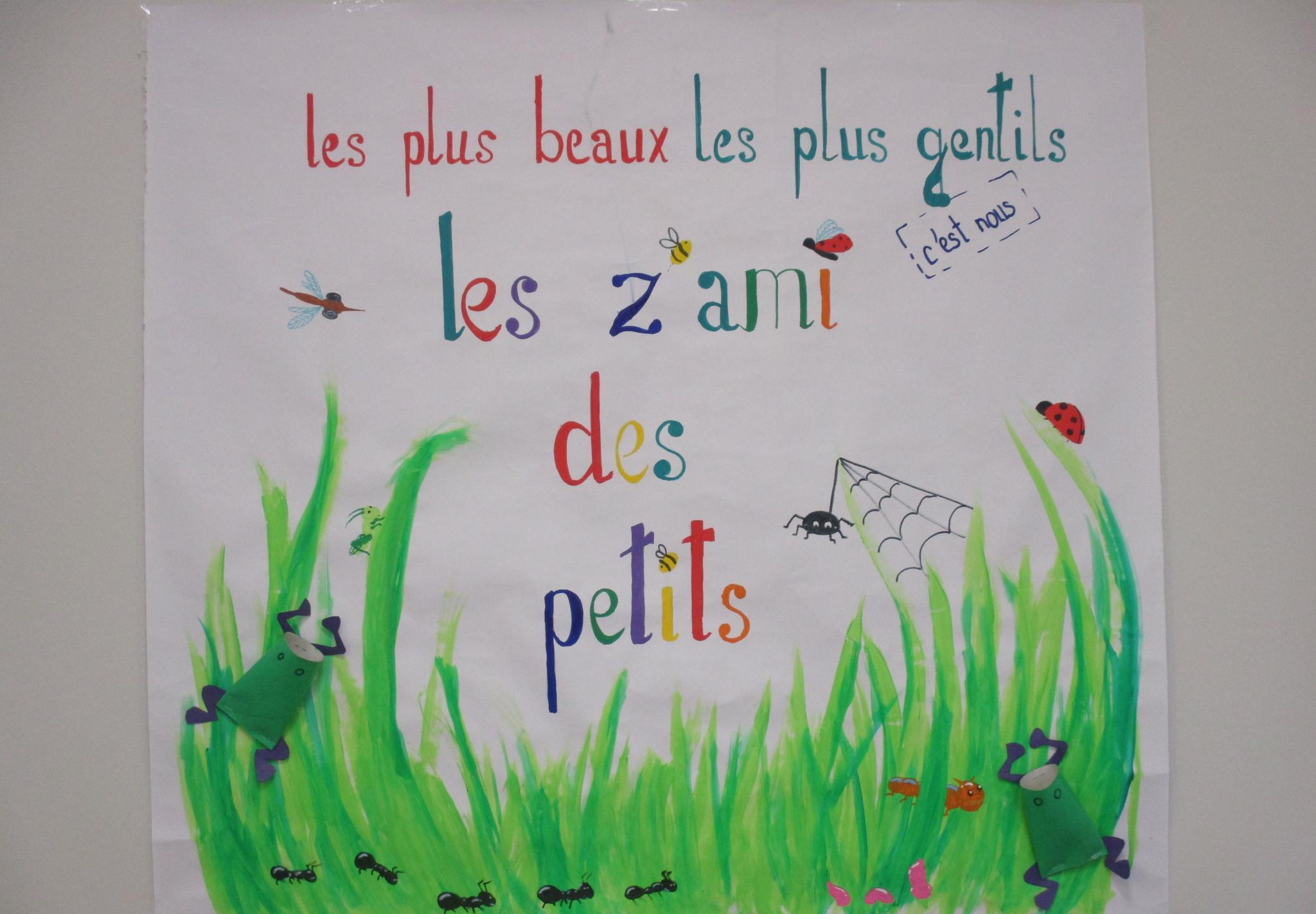 Les z'A.M.I des Petits
