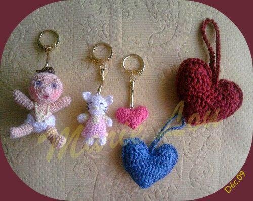 Porte clés et breloques