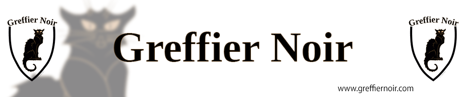 Le Greffier Noir, enquêtes et faits divers.