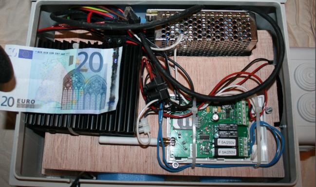 Le dispositif de vidéosurveillance de la DGSI découvert par Discordia