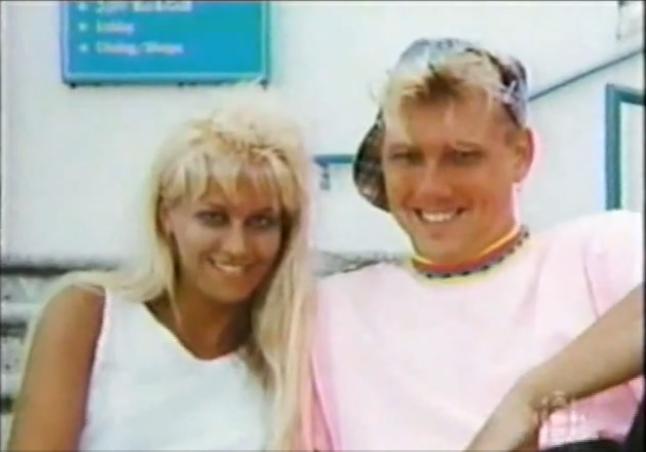 Karla Homolka & Paul Bernardo début 1990