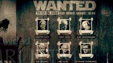 La page du magazine INSPIRE désignant Charb (Stéphanne Charbonnier) comme une cible de l'organisation Al-Quaïda