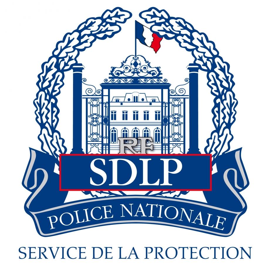 Le service de la Protection (SDLP) logo