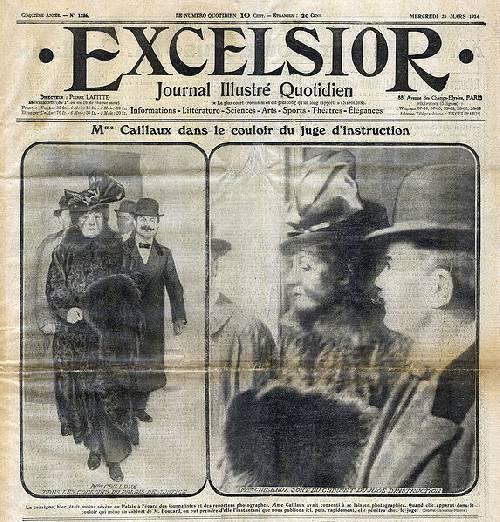 excelsior henriette Caillaux