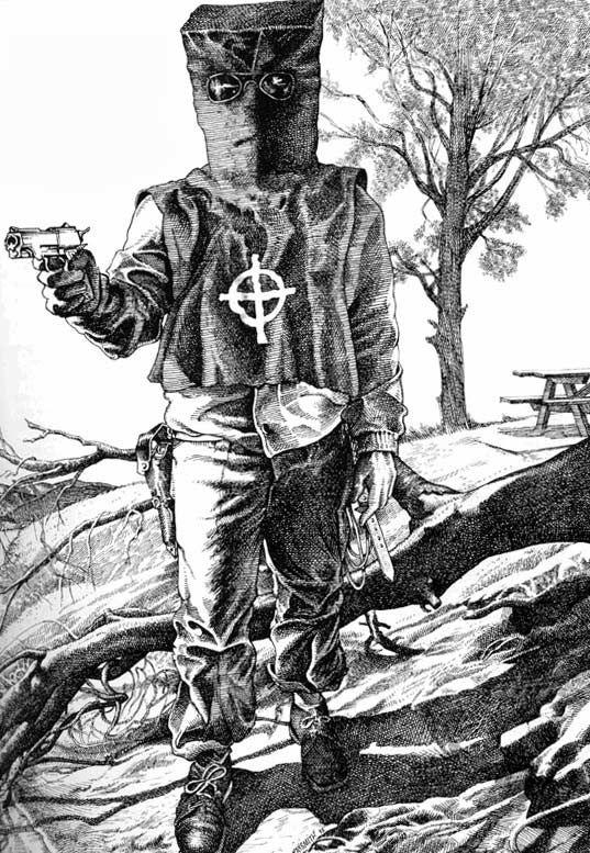 Le Tueur Du Zodiaque Greffier Noir