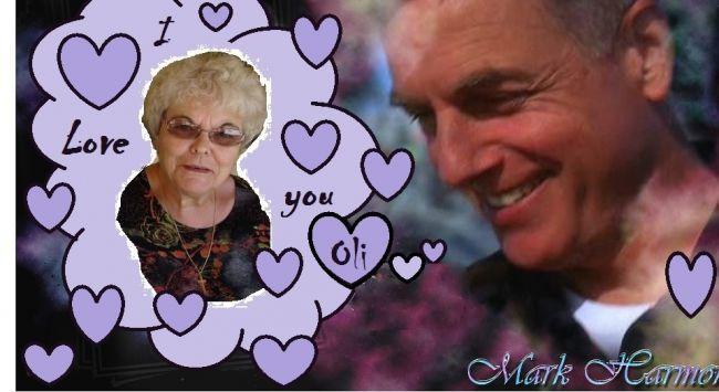 Merci ma Doumi ,  avoir  Mark Armon pour son anniversaire  , c'est le bonheur