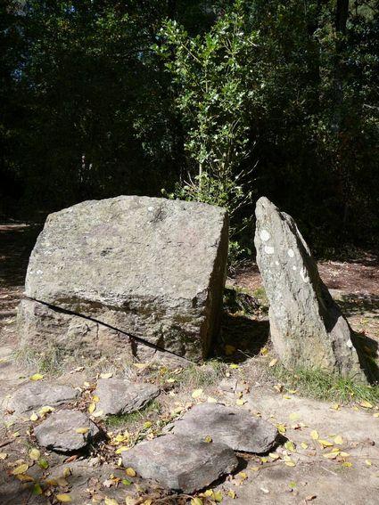 tombeau de merlin