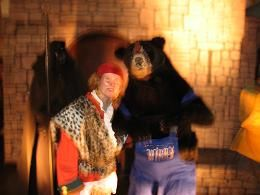 e- la dopteuse et son ours