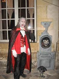 g- le vampire de la nuit noire