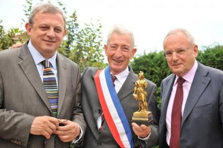 Marianne d'Or pour St Genest-Malifaux